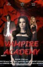 The Vampire Academy by vggirl