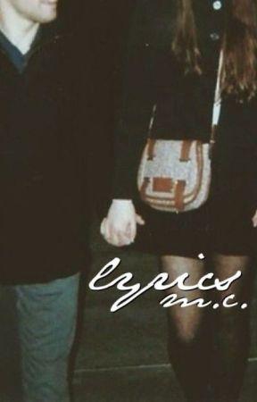 lyrics- m.c. by ughlame
