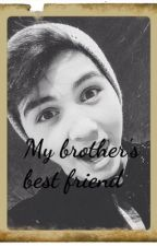 My brother's best friend by maddy__hemmings