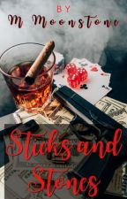 Sticks and Stones by MeganEnn