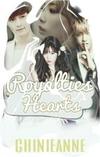 Royalties' Hearts by chinieanne