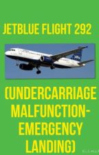 JetBlue flight 292 by footymoo
