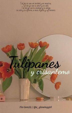 tulipanes y crisantemo [myg+jjk]  by a_glowinggirl