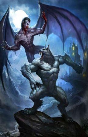 Male Reader X Female Werewolf And vampires. (Lemon) by bigblue564