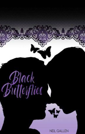 Black Butterflies by NeilGallen
