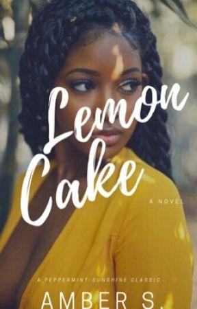 Lemon Cake by AmethystAmber87