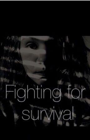 Fighting for survival  by Blacklivesmatter22