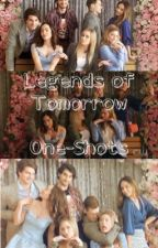 legends of tomorrow one-shots by sxftsara