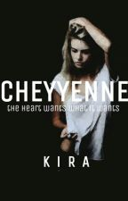 Cheyyenne | Completed by kirapluspizza