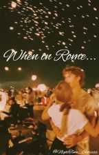It All Started In Rome by NightTime_Storiexs
