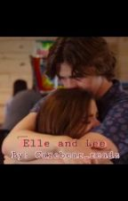 Elle and Lee ~ The Kissing Booth by Carebear_readz