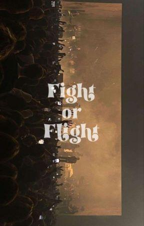 Fight or Flight by fartiraz