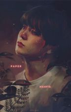 Paper Hearts | Taekook by affec_taed_