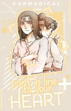 Point In Line To Your Heart by Karmagical