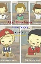 One Shots One direction (boyxboy) √ by drachenlady8
