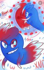 Blinky x inky fanfic by PacFan1245