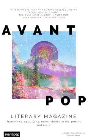 Avant-Pop Literary Magazine by AvantPop