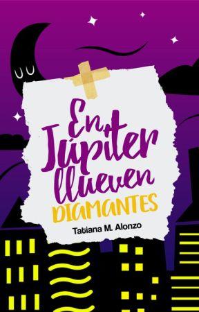En Júpiter llueven diamantes © | Cuarentena by TatianaMAlonzo
