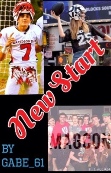 New start [Magcon boys]