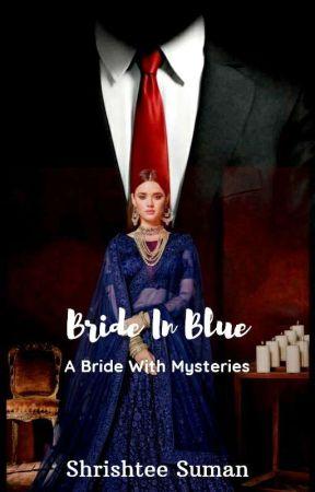 Bride In Blue by shrishtee_suman