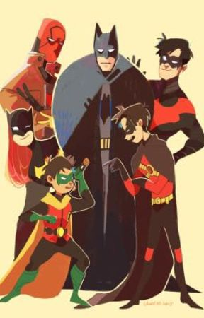 Bat family (oneshots) by littlemissfangirl13