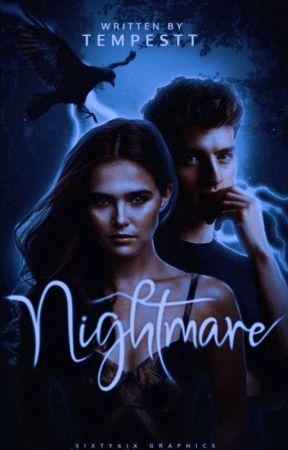 Nightmare ━ The Vampire Diaries by recordplayer