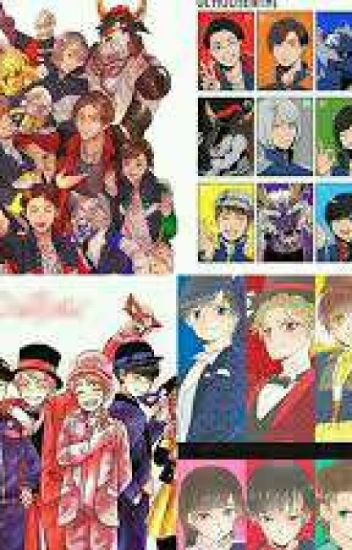 Lupin Ranger X Pat Ranger X Kyuranger X Kamen Rider Ex Aid X Saint Seiya Omega Naga Ryuho Wattpad