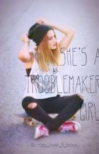 She's a troublemaker girl by mysterious_luke