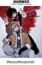 PHOENIX ~ Dabi x Reader x Hawks by WackyWordsmith