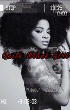 Quiet black Girl by 7tauryn