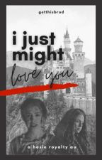 i just might love you (a hosie royalty au) by getthisbrod