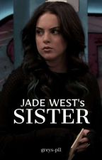 Jade West's Sister by greys-pll
