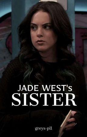 Jade West's Sister by greys-pll