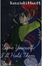 Save Yourself, I'll Hold Them Back. ~Frerard short~ by kenzieatthdisco