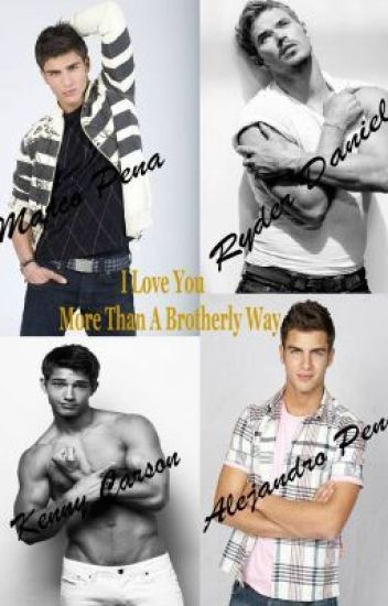 I Love You More Than In A Brotherly Way (boyxboy/twincest)