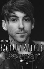 Each Cut A Little Deeper {Alex Gaskarth} by P3nc3yPr3p