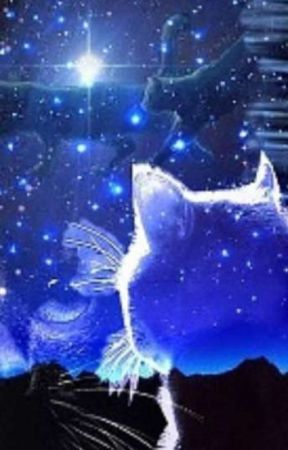Сияющая звезда на ночном небе в снегопад. Купить иллюстрацию ... | 450x288