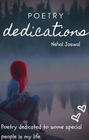 Poetry Dedications by _niall1309_horan