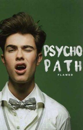 Psychopath. (bwwm) by flawed-