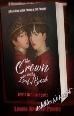 The Crown & a Loaf of Bread by AchillesNoHeart
