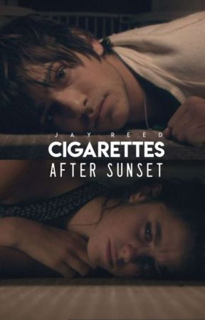 Cigarettes After Sunset by JayTheJunior