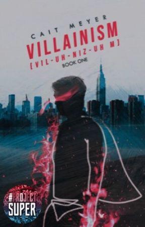 Villainism by kissmecait