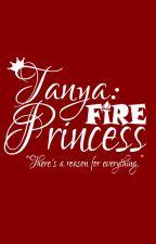 Tanya: Fire Princess by cutemopramis006
