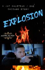 explosion (jay halstead / one chicago) by AtletiVampette