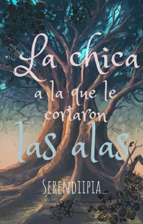 La Chica a la que le Cortaron las Alas by Serendiipia_