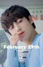 february 29th ┊ 이은상 by woodz_elle