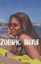 ♡ Zodiac Signs ♡ by xrandomgirll29x