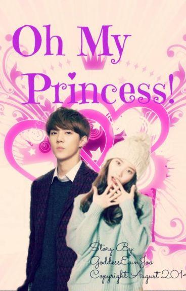 Oh My Stupid Princess by GoddessEunJoo
