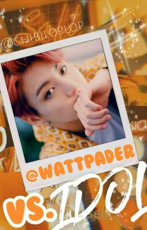 Wattpader VS IDOL (JJK) by chibiloplop