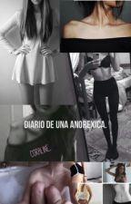 Diario de una anorexica. by hellosuecat